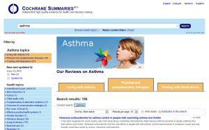 asthma portal