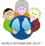 World Asthma Day logo 2013